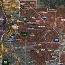 Maps Colorado Springs by Colorado Springs U2013 Aerial Wall Mural Landiscor Real Estate Mapping