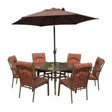 hexagon patio table and chairs buy a mir royalcraft amalfi 6 seater hexagonal dining set with