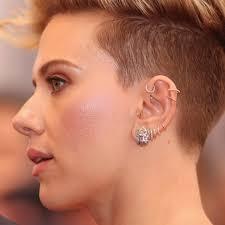 light headed ears ringing 3 16 plain ring earlobe earrings