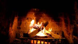 yuletide fireplace dvd design and ideas arafen