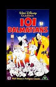 opening 101 dalmatians uk vhs 1996