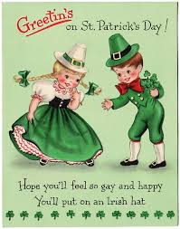 st s day cards 161 best st s day vintage and all things images on