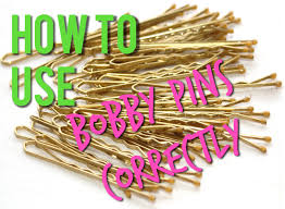 best bobby pins how to use bobby pins correctly southern girly