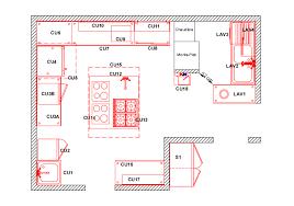 plans de cuisine plan de cuisine urbantrott com