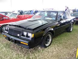 1987 buick gnx buick supercars net