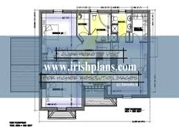 house irish cottage house plans