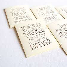 set of 5 winnie the pooh quote cards handmade cards set