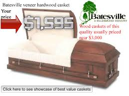 how much is a casket how 6 000 pays for it all