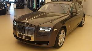 silver rolls royce 2016 2016 rolls royce ghost series ii in depth review interior exterior