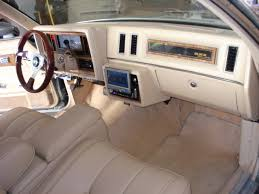 84 Monte Carlo Ss Interior Custom Dash And Interior Montecarloss Com Message Board