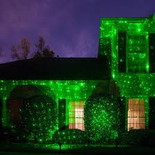 Laser Light Decoration Christmas Laser Light Show Projector Christmas Decor