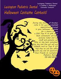Dental Halloween Costumes Lexington Ma Lexington Pediatric Dental