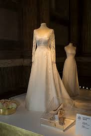display wedding dress royal family around the royal wedding dresses