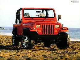 jeep wrangler ads pictures of jeep wrangler yj 1987 u201395 1024x768