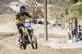 motocross race van jolene van vugt take five transworld motocross