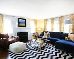 classy design blue couch living room ideas lovely decoration navy