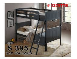 Bunk Bed Nightstand Bunk Beds U2013 San Antonio Mattress U0026 Futon