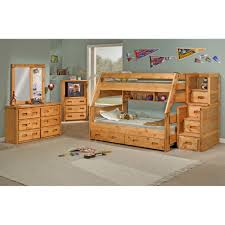 furniture twin over full bunk bed with stairs fresh beds vintage