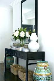 foyer table and mirror ideas foyer table and mirror saffc club