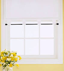 How To Clean Fabric Roller Blinds How To Dress Up Blinds And Shades With Paint