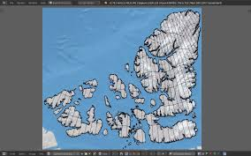 3d Map Of The World by Political Map Of The Earth 3d Model Cgtrader