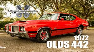 oldsmobile 1972 oldsmobile 442 youtube