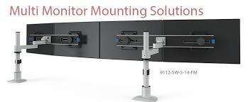 lcd monitor mount sit stand adjustable desks stand up workstation