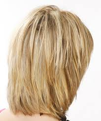 medium hair styles with layers back view straight layered haircuts back view straight short