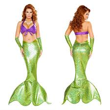 Womens Mermaid Halloween Costume Compare Prices Sea Fancy Dress Shopping Buy Price
