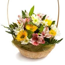 flower baskets send flower baskets to israel gift and flower delivery in israel
