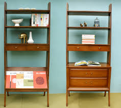 mid century modern bookshelf design all modern home designs