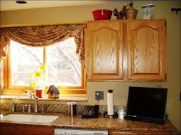 Discount Curtains And Valances Kitchen Cream And Gold Curtains Dark Red Curtains Kitchen Window