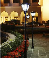 Residential Outdoor Light Poles Residential Light Poles Bring Safety Through Visibility Lighting