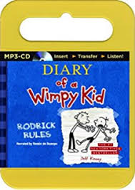 the diary of a wimpy kid jeff kinney ramón de
