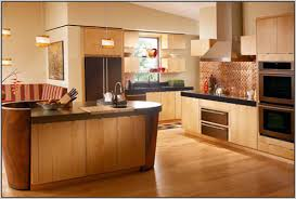 best paint colors for kitchen with light wood cabinets imanisr com