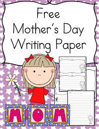 printable kindergarten writing paper mothers day writing paper for kindergarten mrs karles sight and mothers day writing paper for kindergarten cute and free paper for students to write