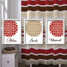 Wall Decor Bathroom Ideas Bathroom Wall Art Relax Soak Unwind Wall Art Pinterest