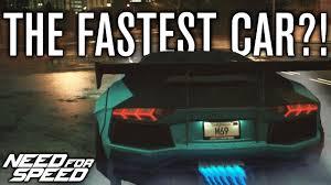 lamborghini fastest car in the need for speed 2015 gameplay fastest car in the liberty