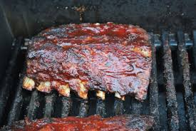 bbq ribs on a gas grill savoryreviews