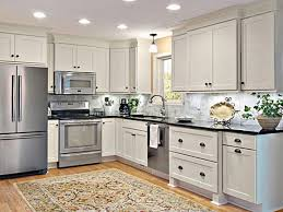 refinishing painted kitchen cabinets how to spray paint kitchen cabinets beautiful looking 20 cabinet