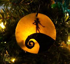 otaku crafts nightmare before christmas ornament