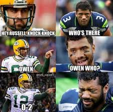 Seahawk Memes - our favorite packers seahawks memes the seattle seahawks own the