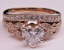 antique rose rings images Antique gold wedding rings awesome antique rose gold wedding bands jpg