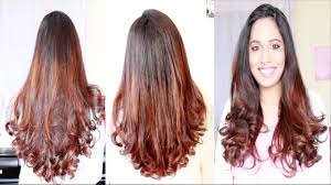 long hair 2015 styling long hair tutorial shrutiarjunanand u2013 shruti blogs