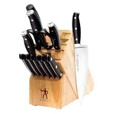 j a henckels kitchen knives j a henckels international forged premio 13 pc knife block set