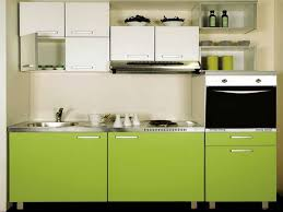 Kitchen Cabinets Ideas For Small Kitchen Furniture Ravishing Fresh Green Kitchen Cabinet Ideas For Small