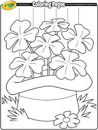 st patricks day coloring page 12 st day printable coloring pages