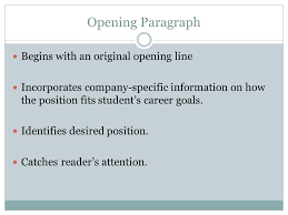 career development folder application cover letter ppt download