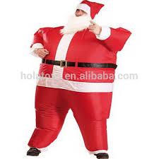 Blow Halloween Costume Hola Santa Claus Inflatable Costume Halloween Costume Buy