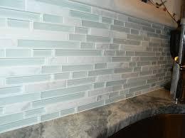 Backsplash Kitchen Glass Tile Glass Tile Kitchen Backsplash Creative Brilliant Home Design
